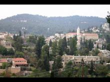 Embedded thumbnail for Church of John the Baptist, Visitation and John of the Desert - Ein Kerem